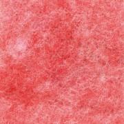 Filzzuschnitt - Farbe: Rot meliert - ca. 2mm, ca. 350 g/m² Schadstoffgeprüft nach EN71 - 100% Polyes