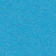 Filzzuschnitt - Farbe: Hellblau - ca. 2mm, ca. 350 g/m² Schadstoffgeprüft nach EN71 - 100% Polyester