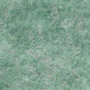 Filzzuschnitt - Farbe: Dunkelgrün meliert - ca. 2mm, ca. 350 g/m² Schadstoffgeprüft nach EN71 - 100%