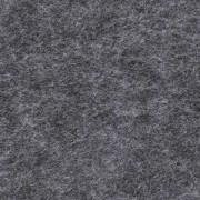 Filzzuschnitt - Farbe: Schwarz meliert - ca. 3mm, ca. 550 g/m² Schadstoffgeprüft nach EN71 - 100% Po