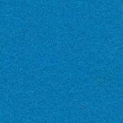 Filzzuschnitt - Farbe: Blau - ca. 3mm, ca. 550 g/m² Schadstoffgeprüft nach EN71 - 100% Polyester Bog