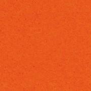 Filzzuschnitt - Farbe: Orange - ca. 3mm, ca. 550 g/m² Schadstoffgeprüft nach EN71 - 100% Polyester B