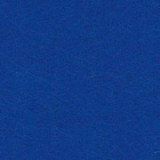 Filzzuschnitt - Farbe: Royalblau - ca. 4mm, ca. 600 g/m² Schadstoffgeprüft nach EN71 - 100% Polyeste