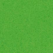 Filzzuschnitt - Farbe: Hellgrün - ca. 3mm, ca. 550 g/m² Schadstoffgeprüft nach EN71 - 100% Polyester